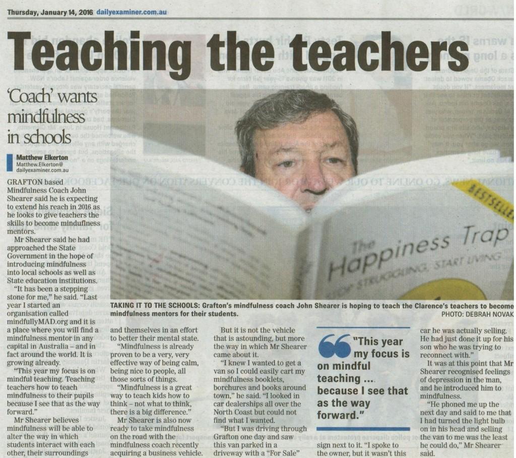 DE Teacher